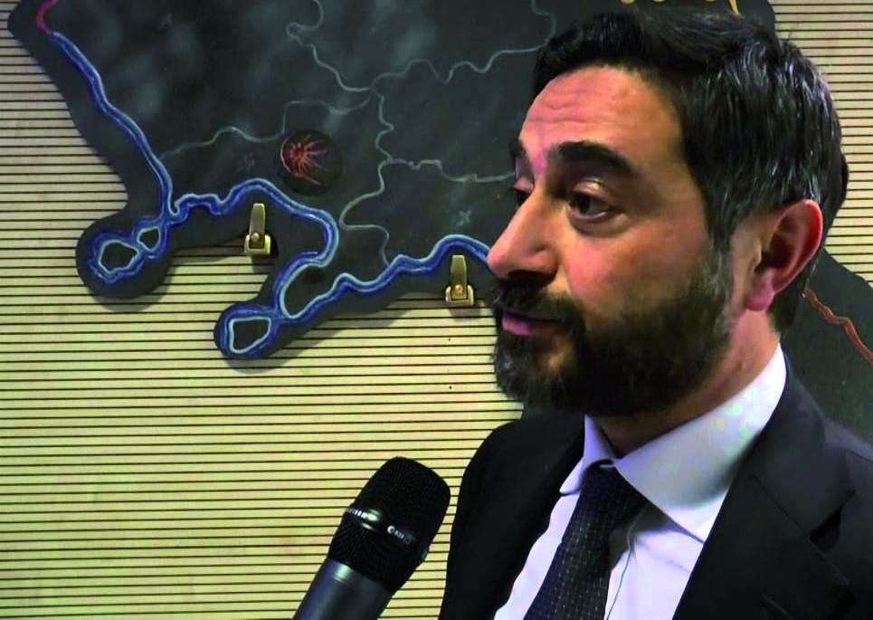 Corrado Matera punta sul brand Campania