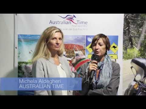 Michela Aldegheri – Australian Time