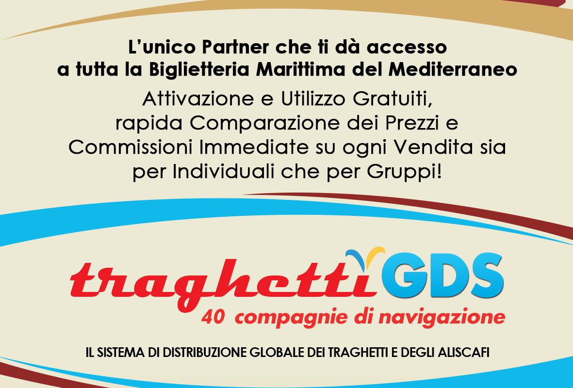 TraghettiGds: isole italiane regine