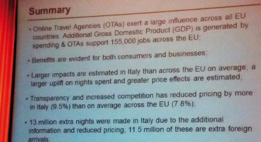 Alle Ota l'Italia deve 2,3 miliardi in più