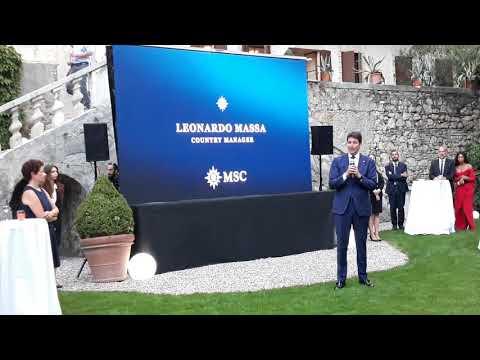 Leonardo Massa, country manager Msc, traccia un bilancio della stagione
