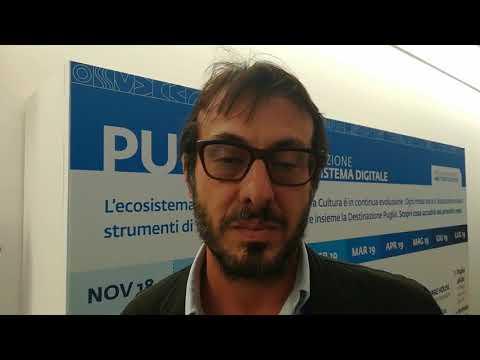 Alfredo De Liguori, responsabile marketing Pugliapromozione