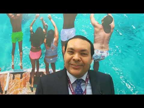 Emad Fathy Abdalla, direttore Ente Egitto
