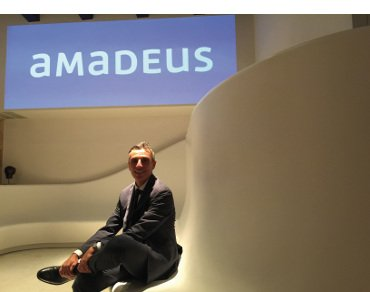 Amadeus si trasforma in Live Travel Space