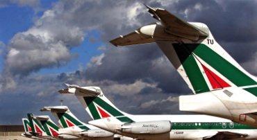 Alitalia: per l'Ue i nodi sono slot e marchio