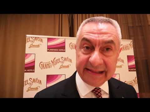 Damiano De Crescenzo, direttore generale Planetaria Hotels