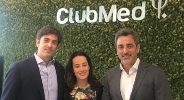 Club Med: strategia su tre pilastri
