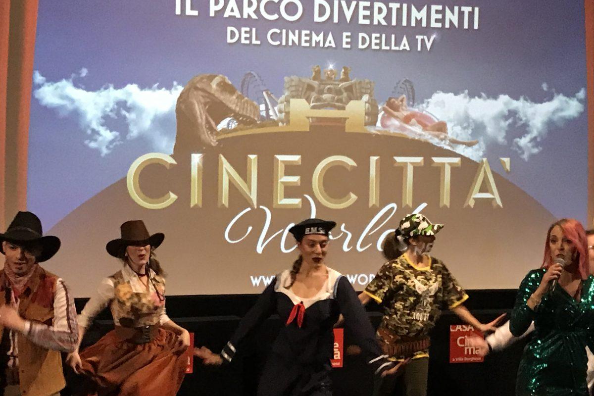 Cinecittà World apre la stagione 2019