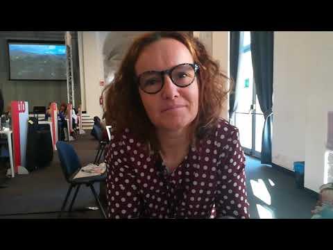 Michela Gardella, responsabile gruppi Servizio Marittimo Tigullio