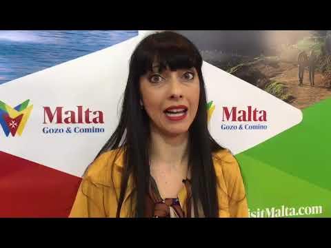 Maya Francione marketing executive ente del Turismo di Malta