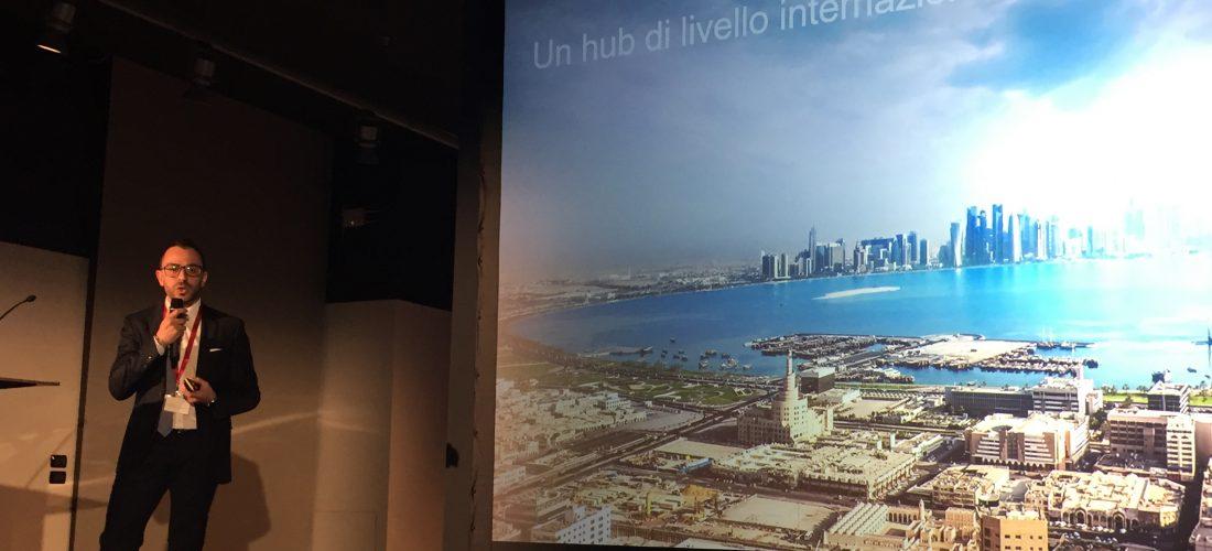 Il Qatar del leisure spinge sull'acceleratore