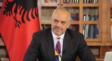 """Edi Rama: """"L'Albania è l'Italia dei vostri nonni"""""""