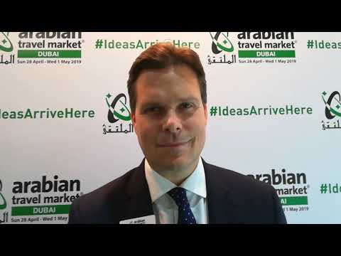 Nick Pilbeam, divisional director Reed Travel Exhibitions