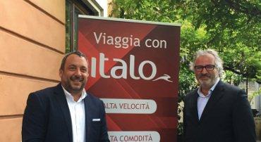 Più collegamenti per Italo