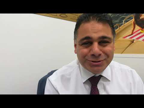Ahmed Youssef, presidente Ente Turismo Egiziano