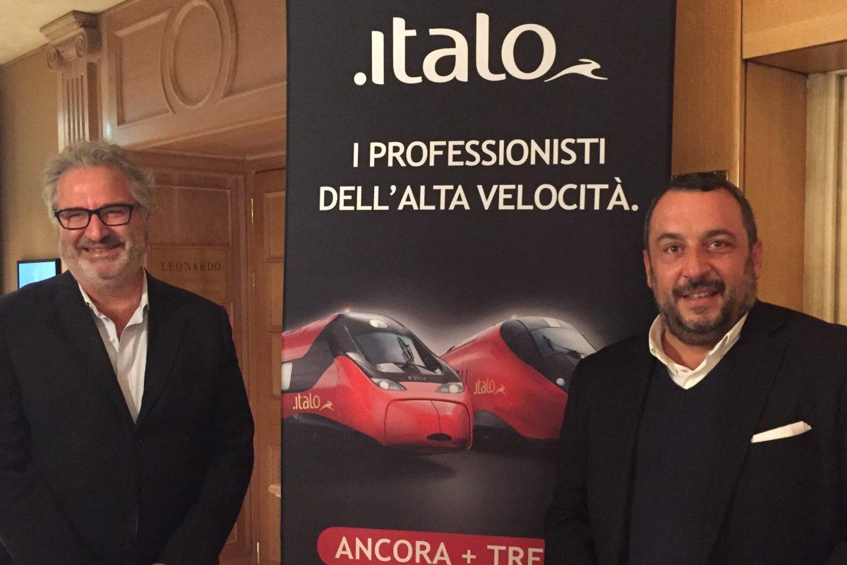 Italo, la flagship è il servizio no stop