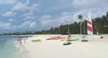 Gli atolli che inducono a tornare