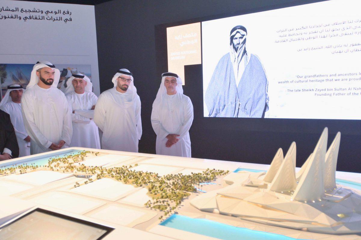 Dct Abu Dhabi, svelato il percorso culturale dell'emirato