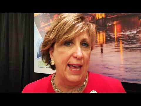 Liz Bittner, President of Travel South Usa