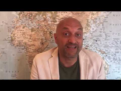 #RICOMINCIODAQUI TORNA LA VOGLIA DI VIAGGIARE RACCONTA Marco Innocenti, a.d. di H.T.M.S. Italia