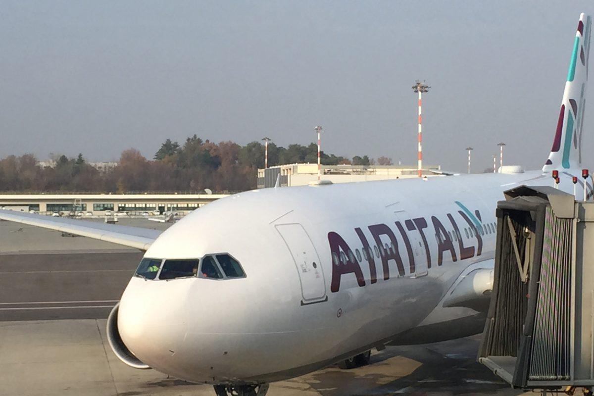 L'Enac sospende la licenza a Air Italy