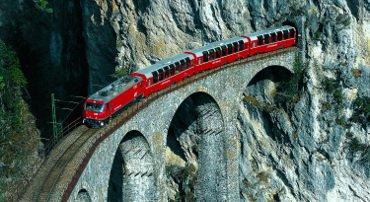 Ferrovia Retica ottimista per il futuro