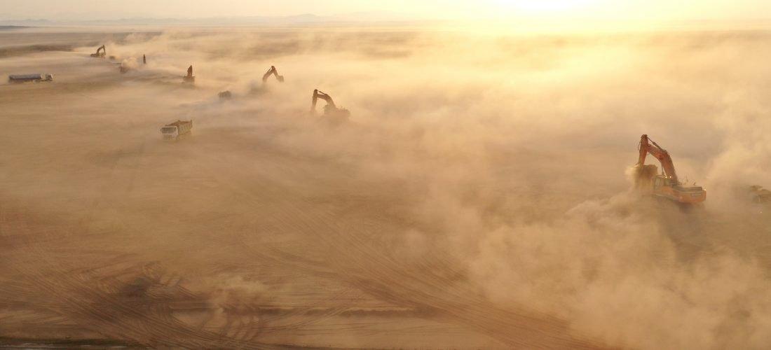 Lusso miliardario e sostenibilità in Arabia Saudita