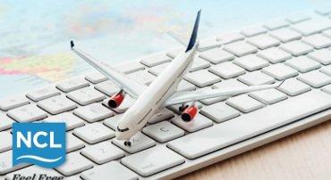 Ncl lancia la piattaforma di booking dei voli