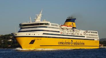 Corsica Sardinia Ferries apre le prenotazioni per l'estate