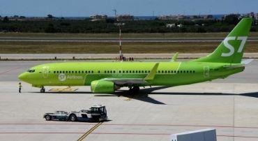 S7 Airlines, a marzo torna il Bari/Mosca