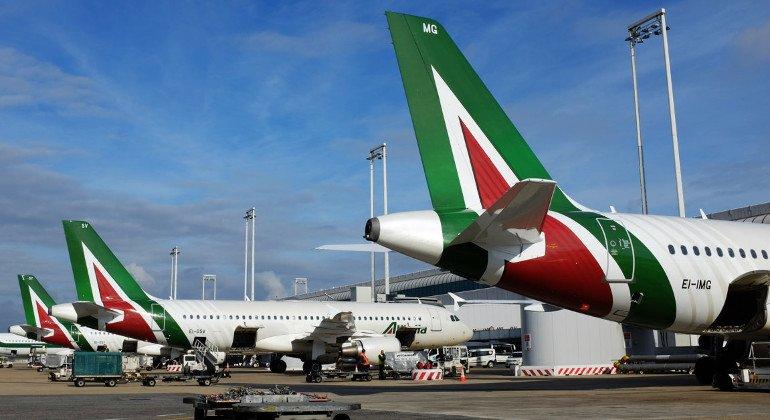 Alitalia: vertice ministeri il 26 febbraio