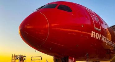 Norwegian Air: arriva l'aiuto del governo