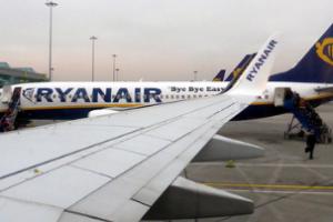 Ryanair: più voli domestici in l'Italia