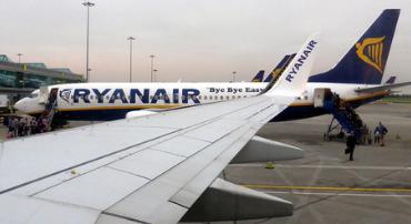 Ryanair: nessuna fee per il cambio volo fino a fine marzo