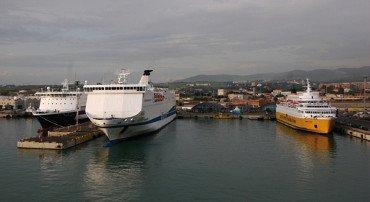 Ferry, il passivo schiaccia il business turistico