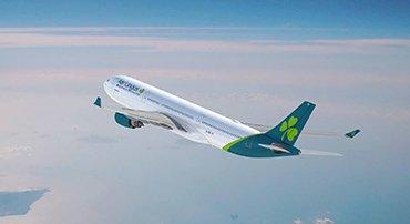 Aer Lingus, arriva il sostegno statale: 150 milioni di euro in prestiti