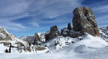 Stop al turismo invernale: 13 milioni di turisti in meno