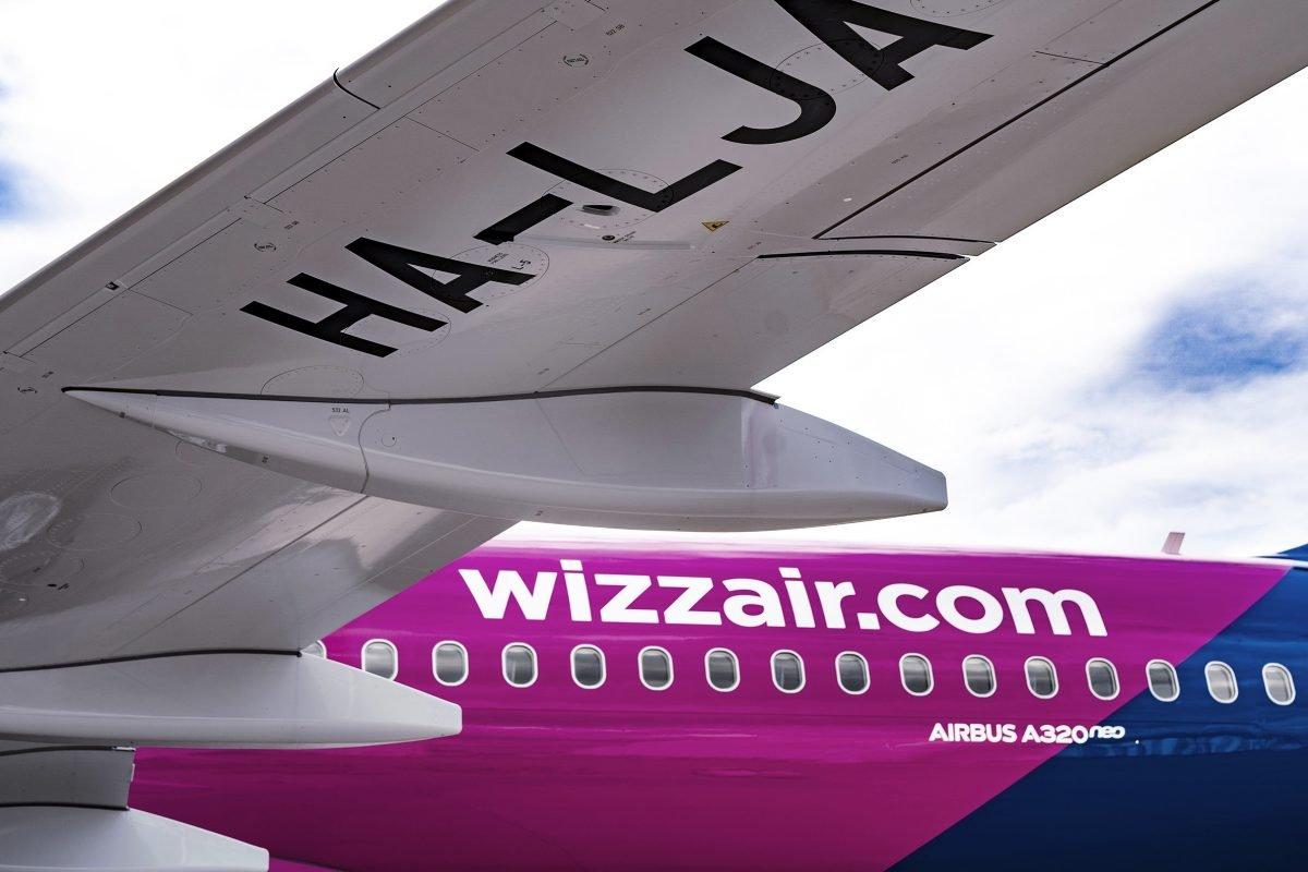 Wizz Air, schedule fino a marzo 2022