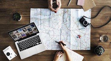 La pandemia cambia il modo di relazionarsi ai viaggi sui social