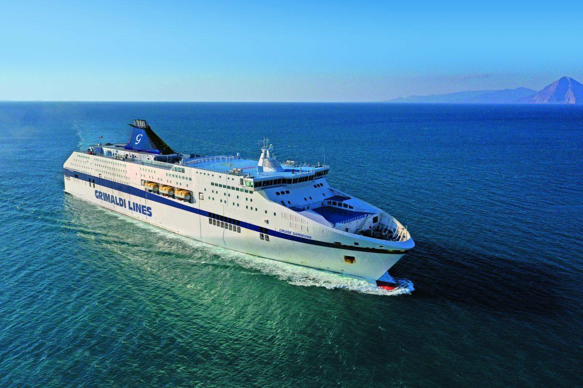 Grimaldi Lines aumenta le tratte sulla Sardegna
