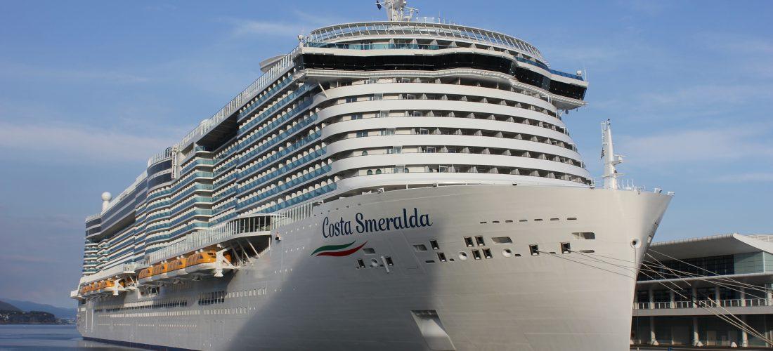 Costa, Smeralda riparte il 27 marzo. E da maggio Luminosa in Grecia e Croazia