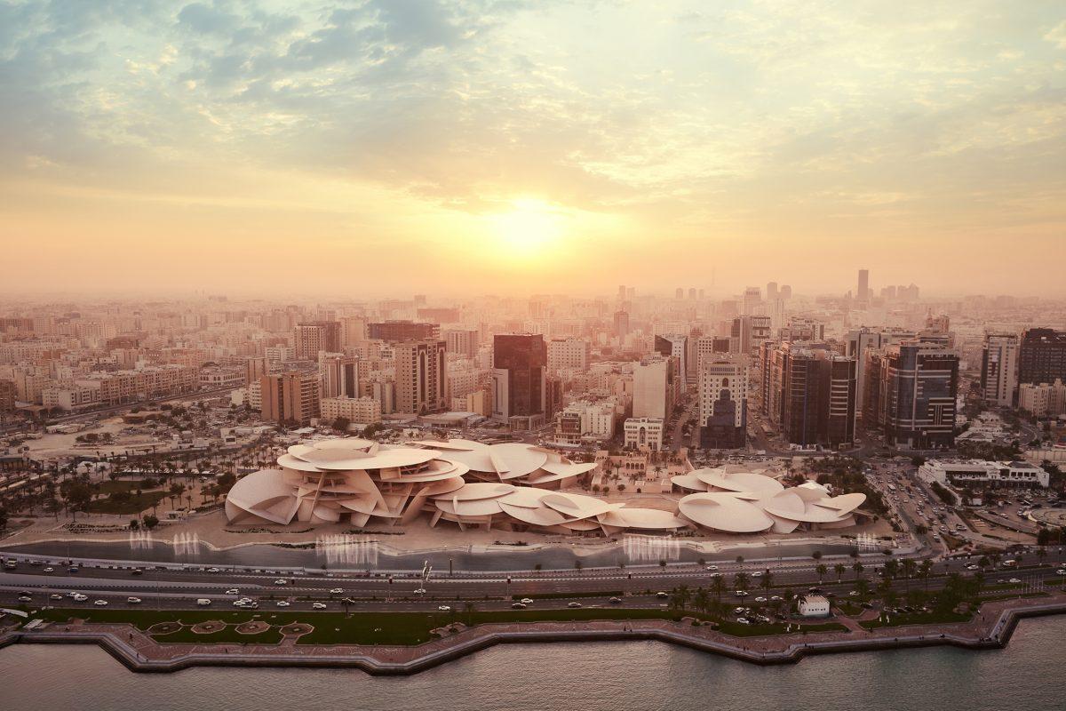 Undici gallerie per scoprire la storia del Qatar