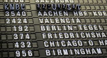 Trasporto aereo, le rotte della ripresa