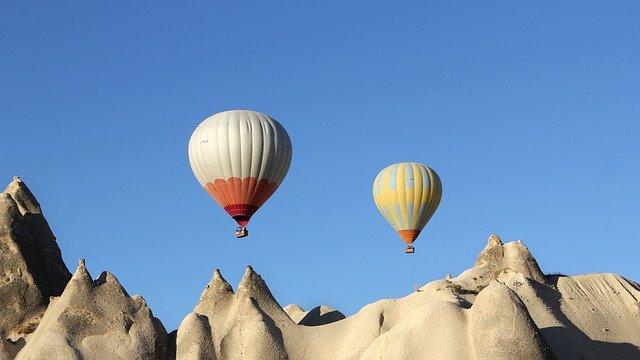 La Cappadocia in cima ai desideri di viaggio
