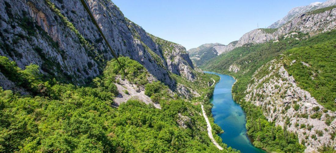 Un nuovo parco naturale per la Croazia
