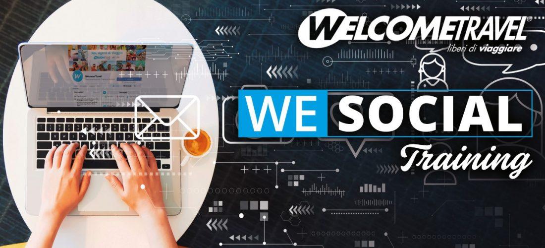 Welcome: partono i We social training
