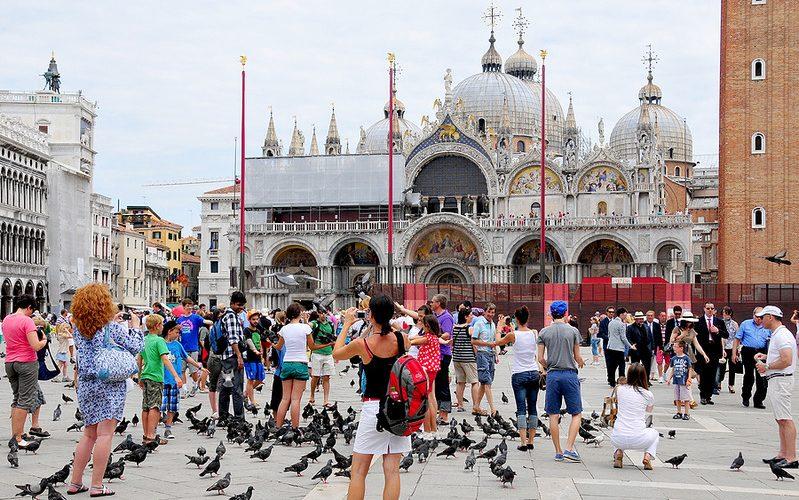 Veneto: nel 2020 turismo più che dimezzato