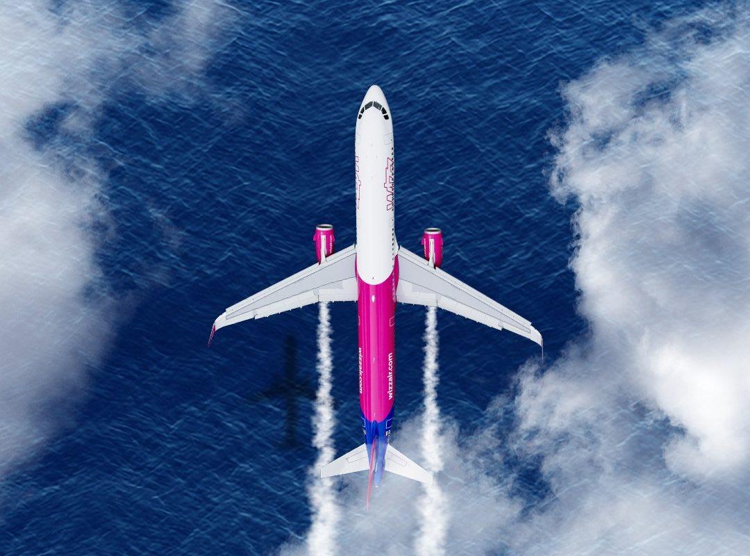 Wizz Air, da giugno il nuovo Torino-Palermo