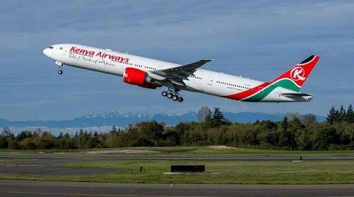Kenya Airways, riprende la tratta Nairobi-Parigi