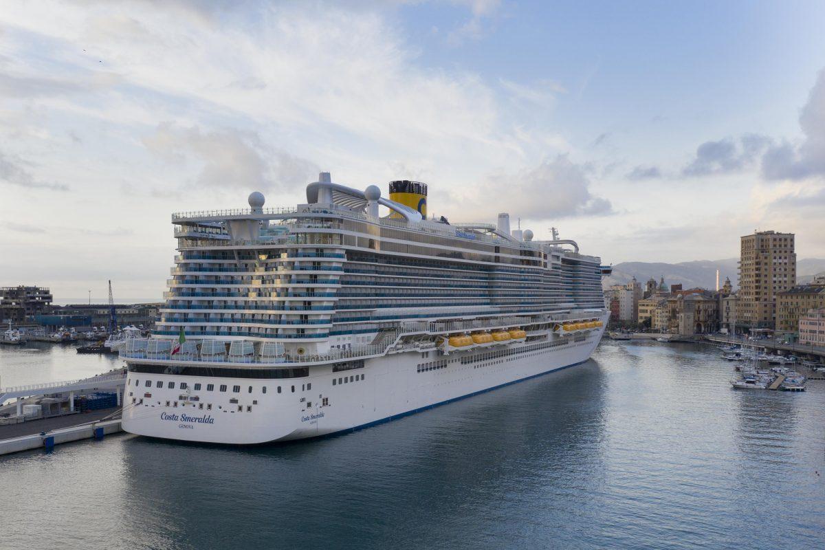 In Sicilia corsi di formazione gratis per lavorare a bordo delle navi Costa